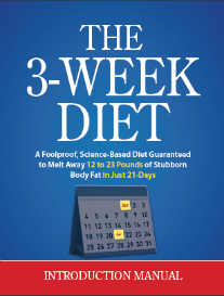 x Week Diet Cover 207x273