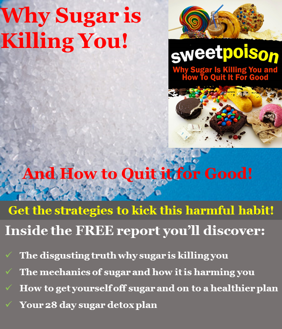 Sweet Sugar is killing you and how to stop the addiction ebook