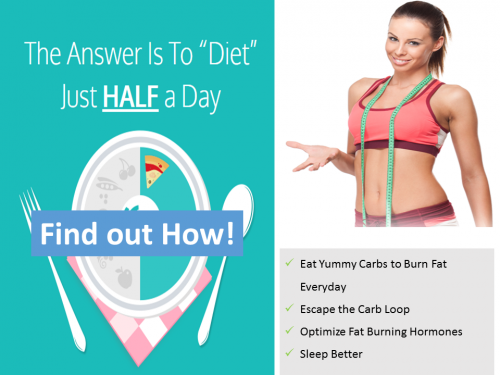 Half Day Diet Review: Eat Big and Still Lose Weight