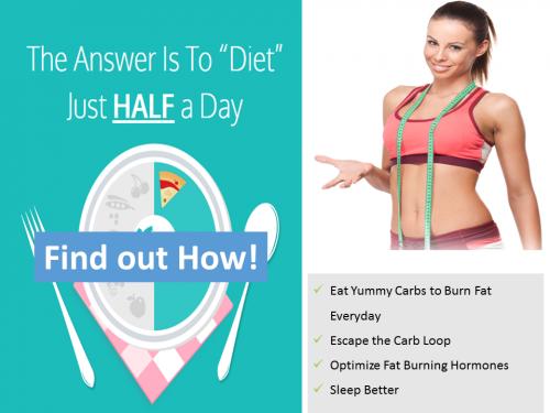 Half day diet