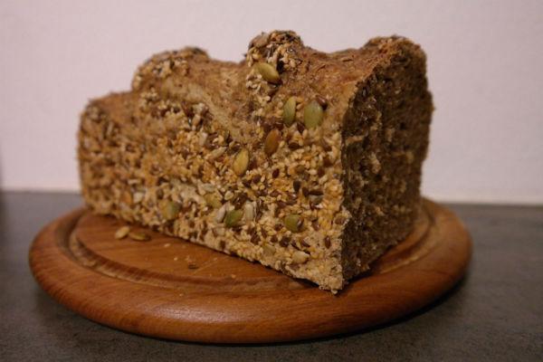 Multi Grain Whole Wheat Bread