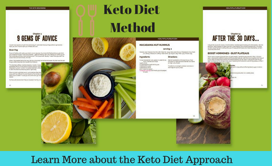 Keto diet method
