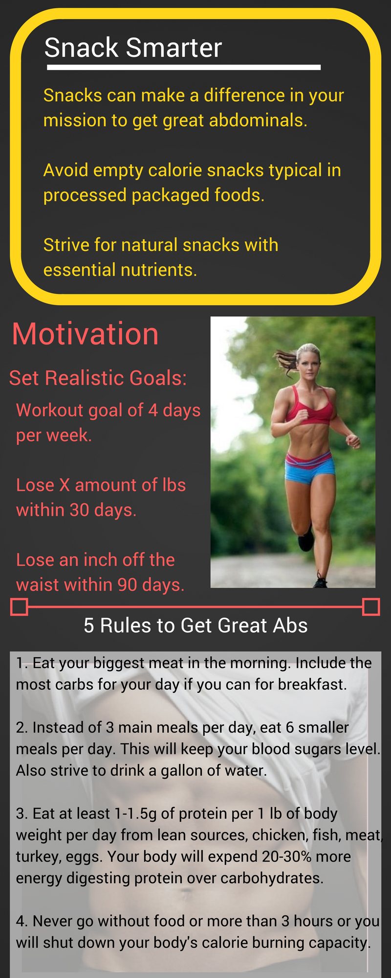 Mission Abdominals 4 - Motivation